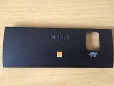 Genuine Nokia x6 Cover Posteriore Della Batteria Nero