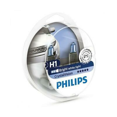 Lampadine Auto Luce Bianca Philips H7 White Vision 2 t10