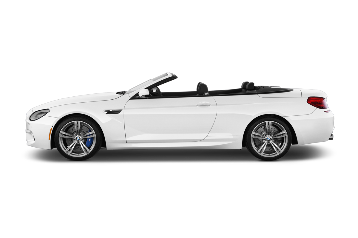 BMW M6 side view
