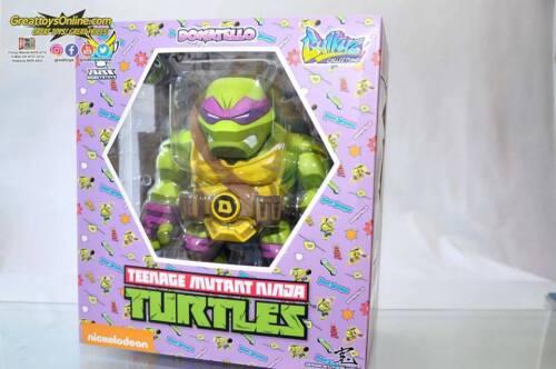 BULKYZ TEENAGE MUTANT NINJA TURTLE DONATELLO 4897065210279 TMNT Limited Edition