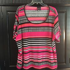 NEW DIRECTIONS WOMEN'S SIZE 2X TO MULTI-COLOR