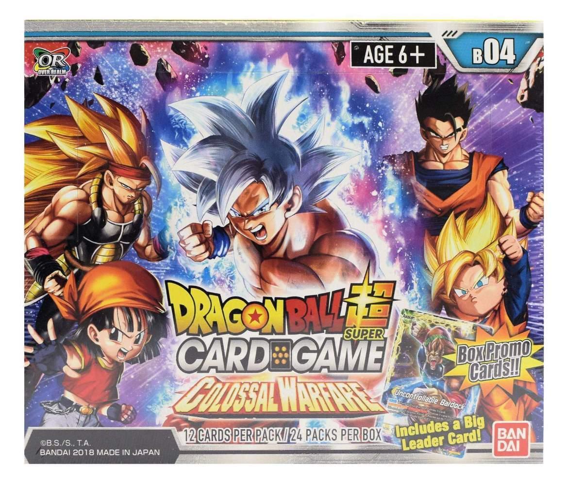 dragon ball super card game colossal warfare - HD1168×1000