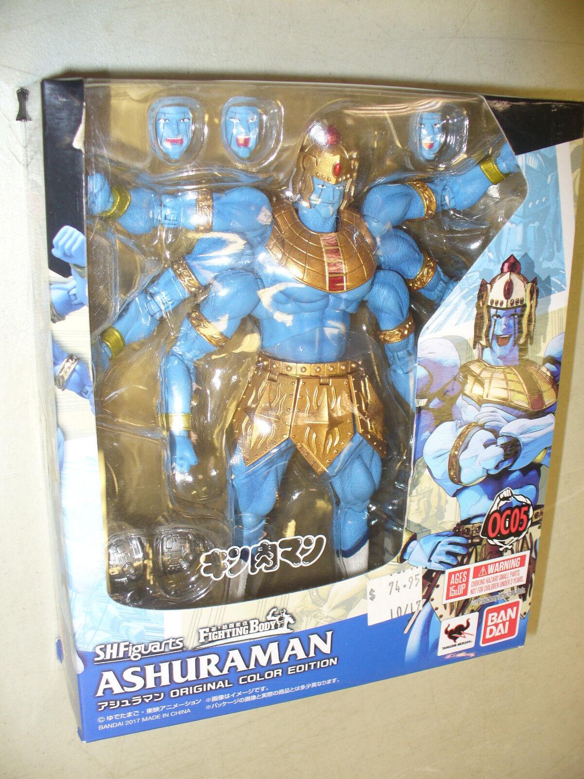 Bandai S.H. Figuarts Ashuraman De Color Original OC05