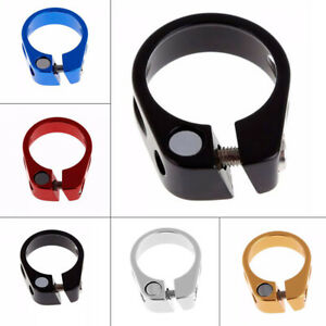 Ultralight-Bikes-Bicycle-Seat-Post-Clamp-Quick-Release-For-27-2mm-Accessory-Part