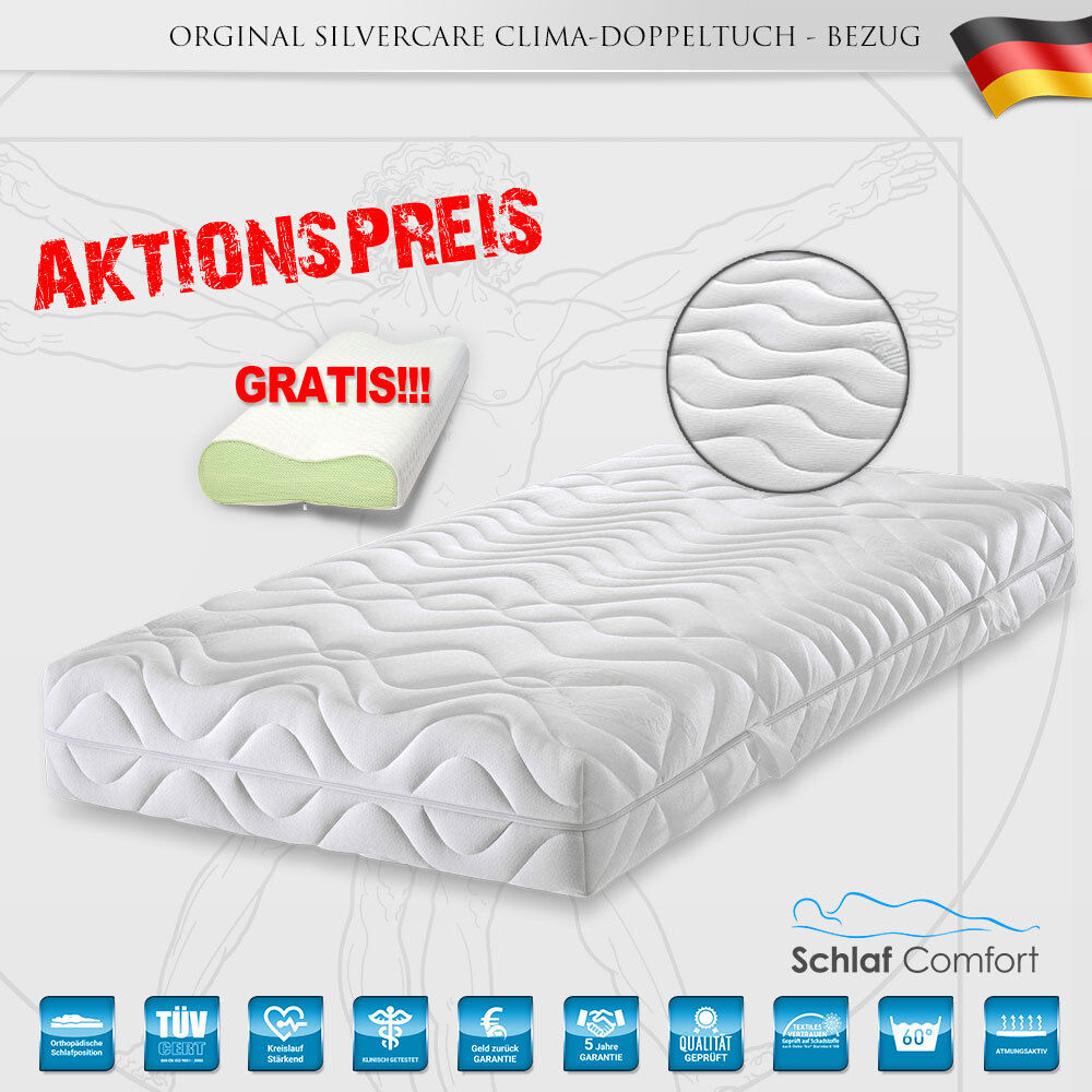 Mattress Protector 180x200 cm Mattress abdeckung Sheet +2 PILLOWS FREE