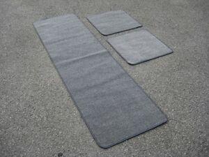 caravane camping car int rieur sol tapis de sol moquette mid grey ebay. Black Bedroom Furniture Sets. Home Design Ideas