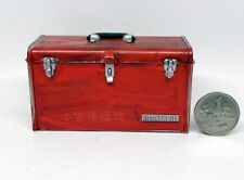 "1/6 Scale Hot Caisson Toolbox Box For 12"" Action Figure Toys"