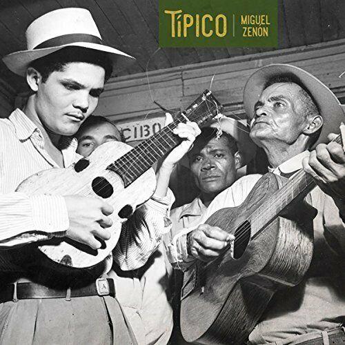 ZENON,MIGUEL-TIPICO (US IMPORT) CD NEW