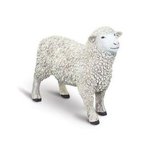 "3.25"" L X 2.5"" Tall Farm Animal Nib Sheep #162429 Safari Ltd Animals & Dinosaurs Toys & Hobbies"