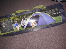 30668537bed item 1 OUTDOOR 4 person dome tent, Tesco, sewn in groundsheet, good  condition -OUTDOOR 4 person dome tent, Tesco, sewn in groundsheet, good  condition