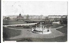 Devonport Park, PPC 1910 PMK to Miss E Vincent, Rhind St, Bodmin, Genealogy