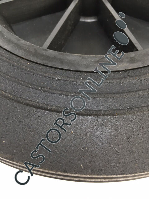 Grand massif brouette roue roue brouette 250mm (10