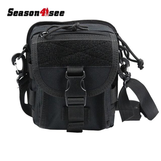 Tactical Outdoor Shoulder Bag Satchel Bag 0utdoor Sports Pockets 1000D DuPont