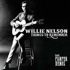 Things to Remember: The Pamper Demos * by Willie Nelson (CD, Jul-2018, Real Gone Music)