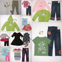 Girls Fall Clothes Lot Size 5 5t Clothing Gymboree Levi's Tops Jeans Dresses