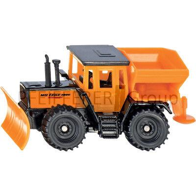 Ausdrucksvoll Siku Super 1:87 Mb-trac Winterdienst Neueste Technik Spielzeug Baufahrzeuge & Traktoren