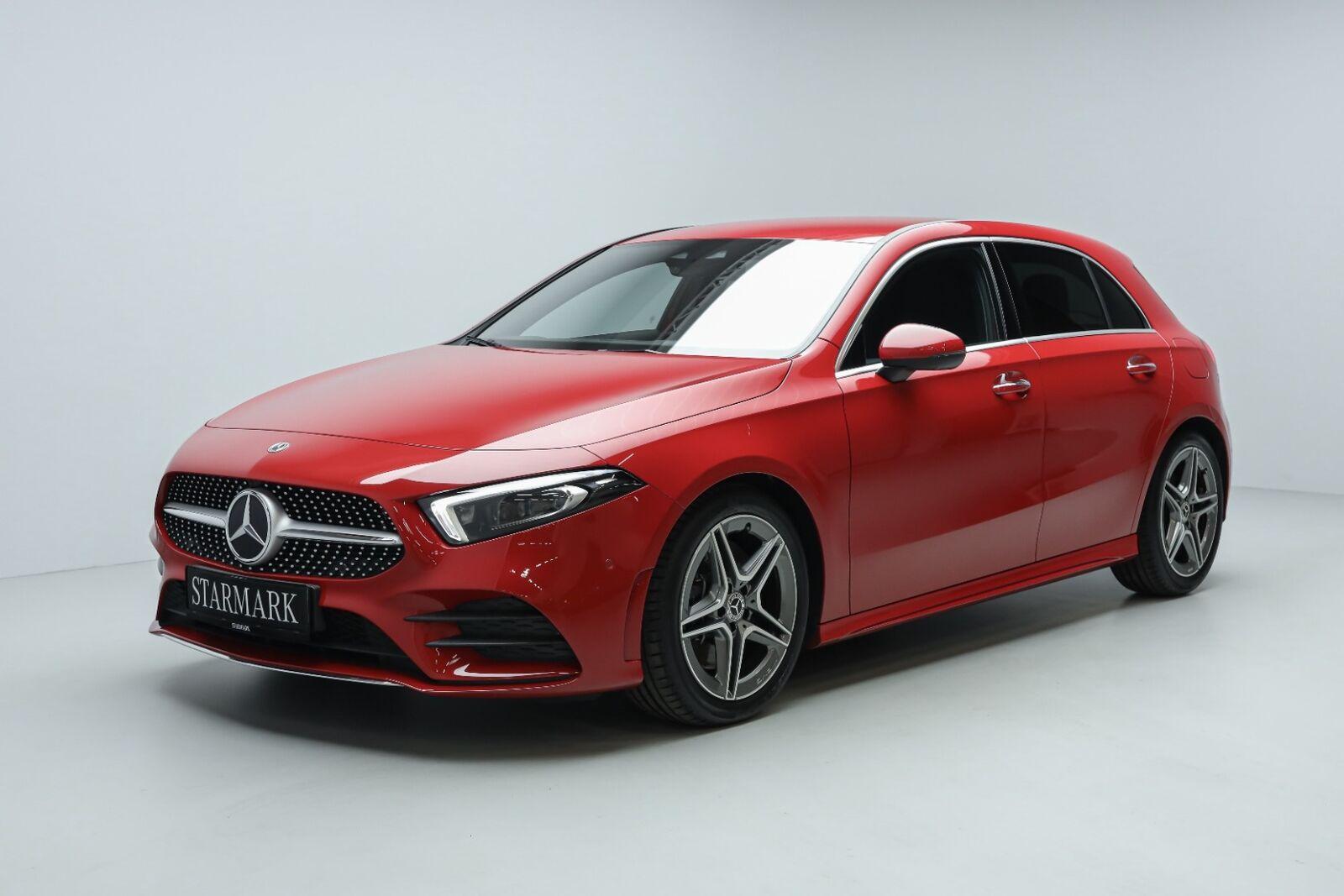 Mercedes A250 2,0 AMG Line aut. 5d - 399.900 kr.
