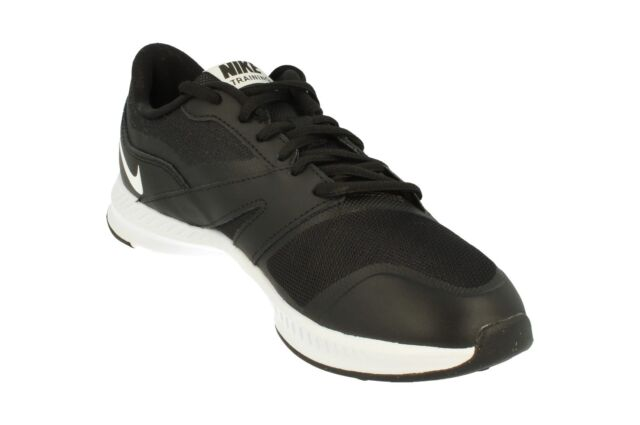 183fe9f09a265 Nike Air Epic Speed TR 819003 001 Mens Black Trainers UK Size 7 for ...