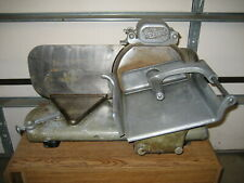 Vintage Hobart Commercial Electric Deli Meat Slicer Model 111 14 Hp Made In Usa