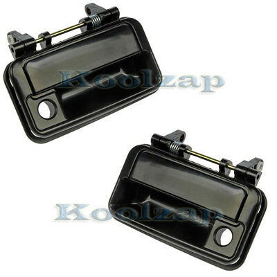 8281060B025PK NEW Front Outside Exterior Door Handle Black Right for Chevy Geo