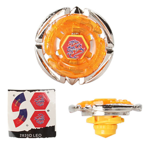 Battle 4D Beyblade Metal Fusion Fight Masters Earth Virgo Gyro Gift Toys BB60 UK