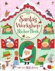 Santa's Workshop Sticker Book von Fiona Watt (2013, Taschenbuch)