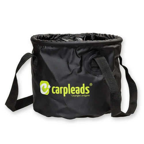 CARPLEADS Foldable Black Water /& Bait Bucket Falteimer XXL
