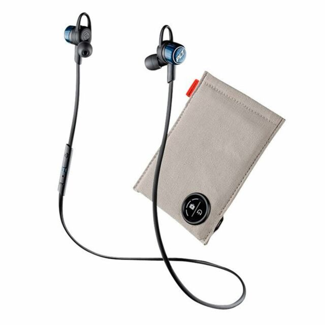 Plantronics Backbeat Go 2 Wireless Bluetooth Earbuds With Charge Case Black Go2 For Sale Online Ebay