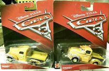 Cars 3 SMOKEY - EXTREMELY RARE SMOKEY LONG BED VARIATION Disney Pixar