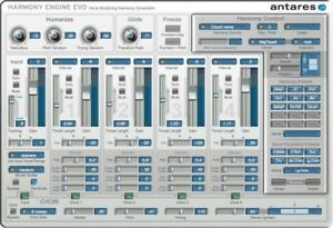 Details about New Antares Harmony Engine EVO Vocal Modeling Harmony Plugin  Mac PC VST AU RTAS