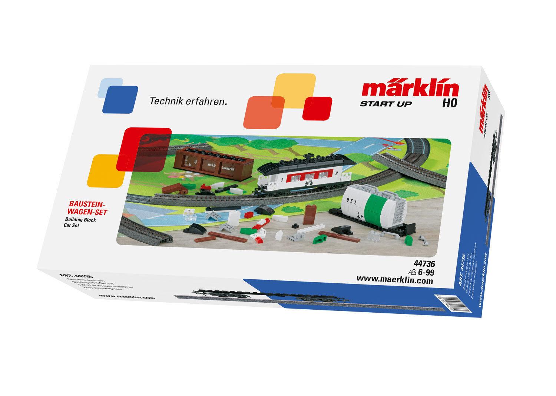 Märklin Start Up - bausteinwagen-set H0 (1 87 ), 44736