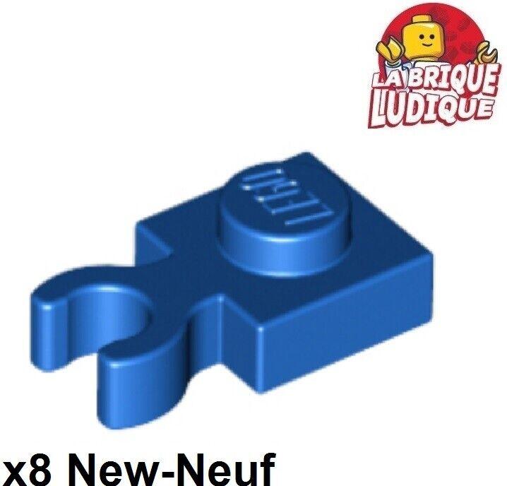 Lot pièces LEGO STAR WARS ou CITY 10 BRIQUES ROUGES 3X2X1 TBE