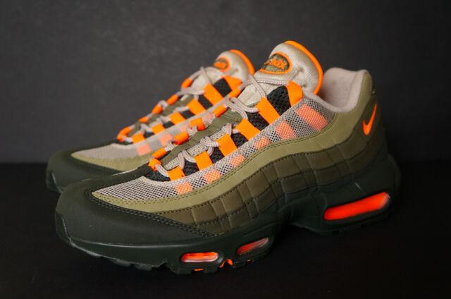 6981be7d37ce6 Nike air max 95 supreme Jordan flyknit force 1 off white presto men Size 9  shoes