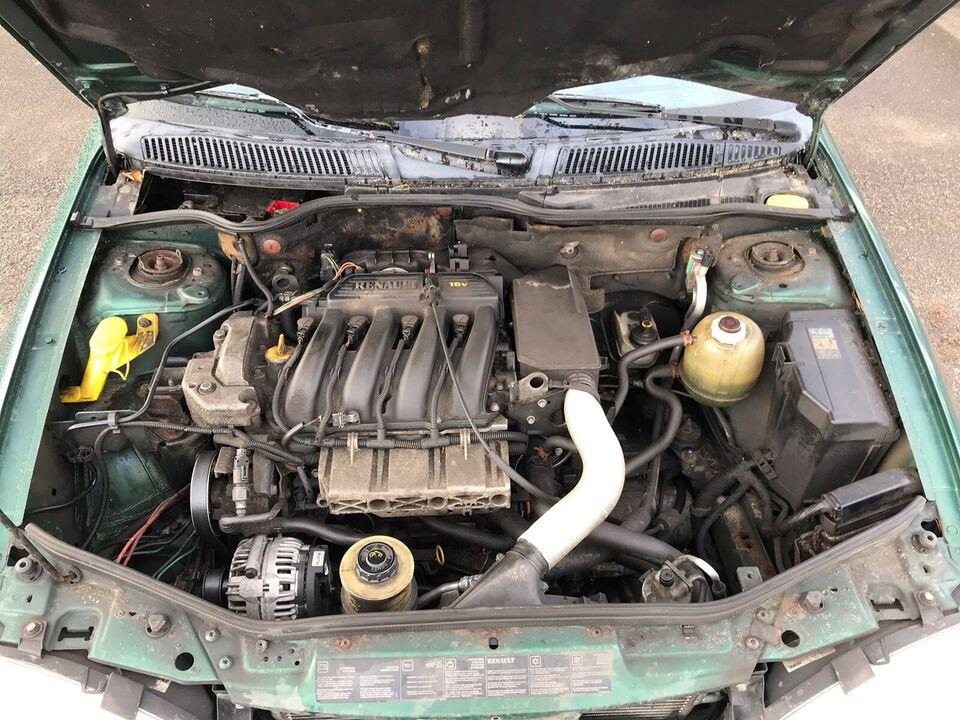 Renault Megane I, 1,6 16V RXT stc., Benzin