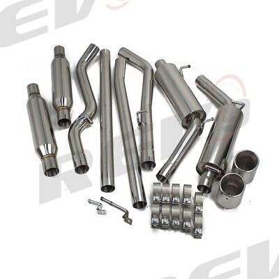 Polished For Chrysler 300 05-08 Stainless Steel Exhaust Tip
