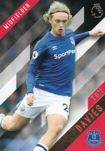 2017-18-Topps-Premier-League-or-Football-Cartes-a-Collectionner-46-Tom-Davies