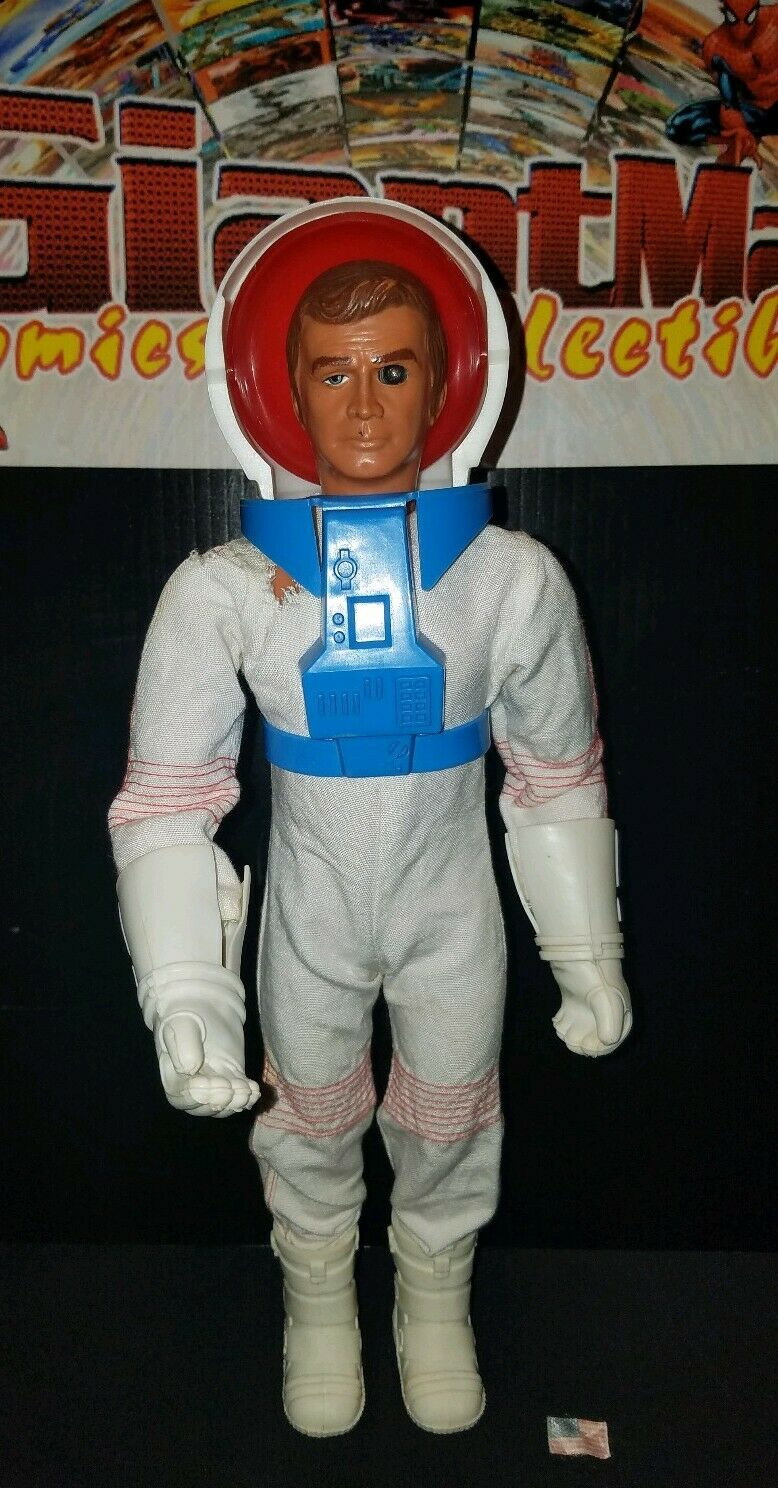THE SIX MILLION DOLLAR MAN  SPECIAL MISSION TO MARS  NICE SET ..RARE..COMPLETE..