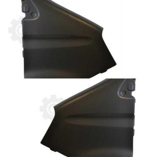 Garde Boue Avant Set pour Fiat Iveco Daily Année De Construction 06-11 tous les modèles
