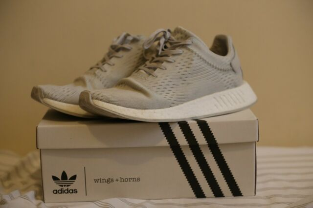 1f57f13a374c6 adidas NMD R2 Wings Horns Primeknit Hint Bb3118 10.5 for sale online ...