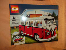 LEGO 10220 VOLKSWAGEN T1 CAMPER VAN 1334 PZ     16+ anni  cod.7108