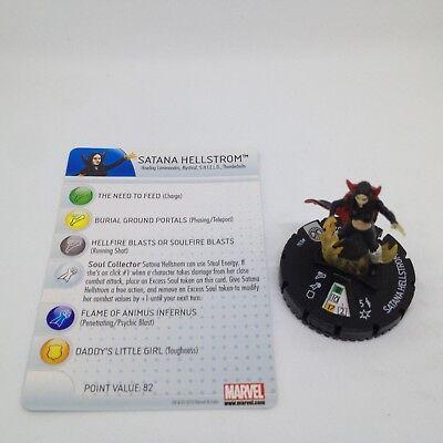 Heroclix Justice League set Mr Mxyzptlk #041 Rare figure w//card!