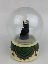 Gone With the Wind Collectible Snow Globe Music Box Scarlett & Rhett Dancing