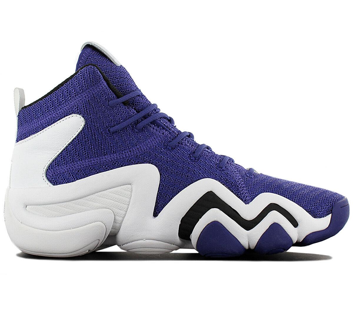 Adidas Crazy 8 Adv Pk  Primeknit Basketball scarpe CQ0988 blu scarpe Trainers  negozio online