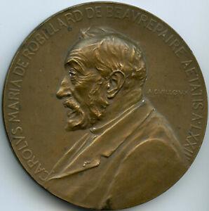 Charles-Robillard-de-Beaurepaire-Archiviste-Medaille-par-Cuilloux-1901