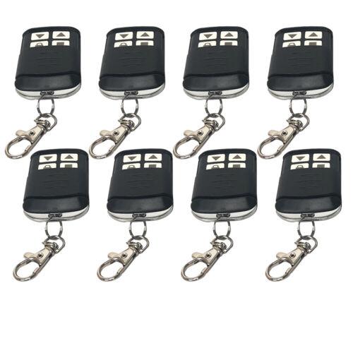 1-10Pc Wireless Backup Key Fit Sliding Gate Opener Sliding Driveway Security Kit