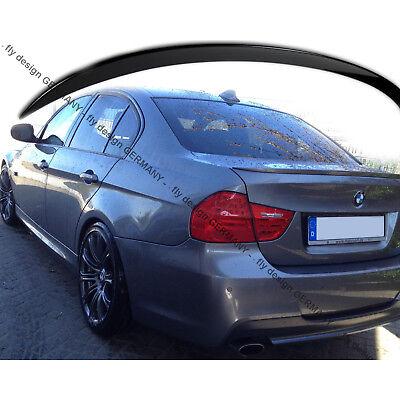 BMW E90 Limo Heckspoiler Spoilerlippe Kofferraum Spoiler Lippe Heckspoilerlippe