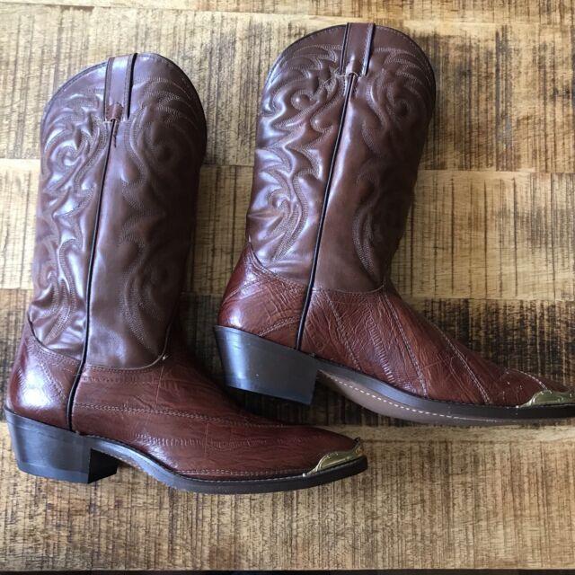 Laredo 4295 PM18794 Westernstiefel Cowboystiefel Boots Gr. 8,5 USA