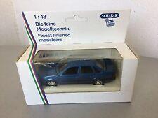 VINTAGE# SCHABAK 1/43 - 1015 VW PASSAT BLUE Volkswagen#NIB
