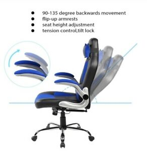Gaming Chair High Back Computer Ergonomic Design Racing Chair Rc1