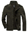 Mens-Jacket-Aviator-Jacket-Transition-Jacket-Bomber-Jacket-Military-Pilot-Jeans thumbnail 5